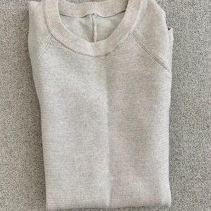 Lululemon Sit in Lotus Crewneck sweater
